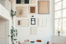 FEATURE WALLS | Bali Interiors / Lets get inspired by these beautiful feature walls