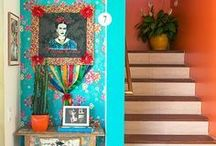 MEXICAN DESIGN | Bali Interiors / Love Mexican style. Here we take a look at some of it to get us inspired.
