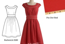 Fashion Inspiration / Classic, easy, comfortable, with occasional punches of the unexpected, all in cuts/styles that can flatter the ever-changing, size-shifting figure of the postpartum mother. jessconnell.com