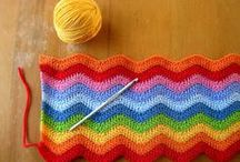 Spin a Good Yarn / Crochet projects of all stripes and shapes. Crochet projects for baby, crochet blankets, crochet ideas for you and me. jessconnell.com