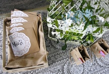 Pretty Paper & Wrapping / Stunning stationery
