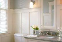 Bathroom / Dreaming of bathroom updates! / by Judi Micoley