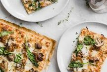 Pizza + Pasta / Pasta Dish Recipes with gluten free pasta, including one pot meals. Pizza recipes with gluten free crust of all kinds from deep dish, thin crust,  skillet,  and sheet pan!