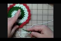 All Crochet / Crochet patterns, helps and tips!