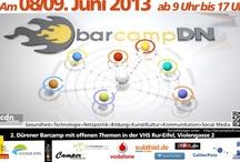 #bcdn Unterstützer / Das Barcamp Düren findet am 28.- 29.April 2012 statt. Anmeldung bis Freitag 12 Uhr unter http://bcdn.mixxt.de