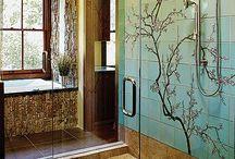 Handmade Tile / Handmade tile by artisans