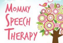 MOM Speech, SLP, & Socialization / SLP resources for articulation, speech topics, socialization (including social stories & activities), and utilization & development of existing verbal skills. Visit us at www.mommiesofmiracles.com / by Mommies of Miracles
