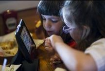 MOM Apps / Resources for finding appropriate apps for iOS and Android devices to use with kiddos with various disabilities & needs.  / by Mommies of Miracles