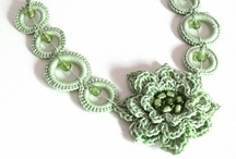 Crochet Jewelry / by July Reta