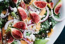 Food: Salads / Salads!