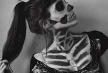 Skull & Bones / Skulls, ribcages and skeletons: we love them on our clothing and accessories!