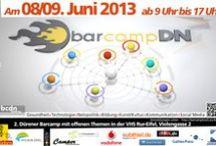 Barcamp Düren Unterstützer #bcdn / Das Barcamp Düren findet am 8.- 9. Juni 2013 statt. Anmeldung bis Freitag 12 Uhr unter http://barcamptools.eu/bcdn