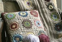 crochet or knit / by Sandy Chidester