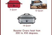 FOOD Nesco Roaster Recipes / by Judi Micoley