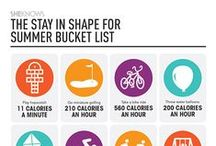 Let's get Fit as a Family / Fitness for the family - getting healthy and staying healthy is always better together.