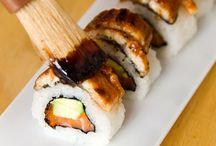 So Sushi! / Sushi....nuff said