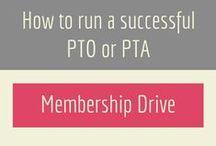 Parent Teacher Groups / Great ideas for the PTA/PTO