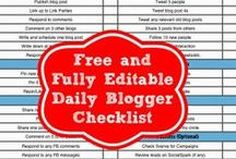 Blogger Help / Blogger Tips and Tricks, Ways to Improve Traffic, ETC.