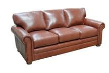Leather / Classic to Contemporary Leather Sofas & Chairs