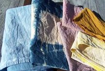natural dyeing - my efforts