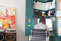 Working at Home / Flexible working often means working at home. Check out this board for productivity and organization tips, how to work at home while your kids are there, how to set up a home office, and more!