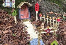 All Things Fairy / Inspiration for fairy gardens