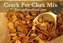 One Pot or Crock Pot / Anything made in one pot or a crock pot.
