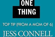 JessConnell.com / I write to help moms evaluate themselves & their homes in light of God's grace & Truth, so that they can live with FIERCE, God-confident intentionality. I'm Jess Connell, and here, I've collected all of my articles, all in one place. JessConnell.com