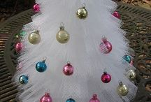 Christmas Tulle Trees / by Judi Micoley