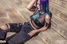 Grunge Girl / Grunge fashion inspiration