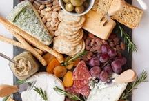 Gluten Free Snacks + Appetizers / Gluten free appetizers perfect for your next party, birthday, or game day spread! There's also gluten free snacks that are perfect for after-school, after work, post work-outs, and for on the go snacking.
