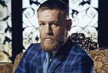 Conor McGregor / O estilo do lutador mais polêmico do UFC: Conor McGregor (@thenotoriousmma)