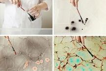 Crafty: Things To Make ... / When I have time... inspiration, ideas, stuff! / by Claudia Martin