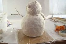 Crafty: Christmas / Christmas crafting / by Claudia Martin