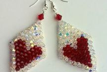 BEADS, BAUBLES, & BANGLES! / JEWELS / by Connie Kight