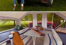 A HAPPY CAMPER / camping ideas / by Connie Kight