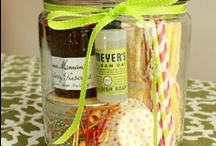 Gifts ....... / Gifts to make or for purchase.....either way...great ideas! / by Sandra Walling
