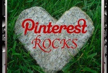 """Pinterest"" / ....everything pinterest! / by Sandra Walling"