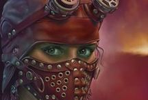 SteamPunk!... / Everything SteamPunk / by Sandra Walling
