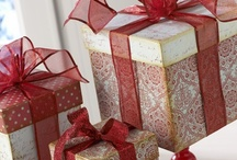 Christmas....CRAFTS! / Fun little projects for Christmas! / by Sandra Walling