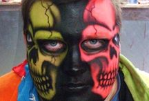 Halloween Costumes!... / Great ideas for Halloween costumes / by Sandra Walling