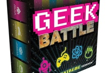 Geektastic / Geeky books, games, and gifts!