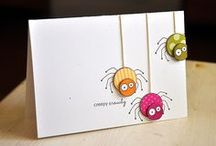 Cards!! / It's always fun to make your own cards, if you have the time! Here are some really cute ideas! / by Sandra Walling