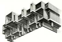 Architecture Drawings / A collection of outstanding architectural drawings
