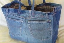 """ Jeans Jazzy! ""....... / by Sandra Walling"