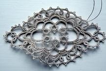 Crochet +Crochet: Tatting (frivolitè) / by Claudia Martin