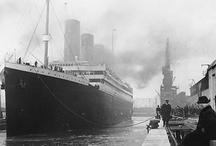The TITANIC!.......... / by Sandra Walling