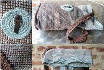 Crochet + Crochet: Tunisian / by Claudia Martin
