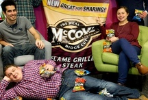 Return on McCoys / We won the biggest bag of crisps in the WORLD! / by Return On Digital