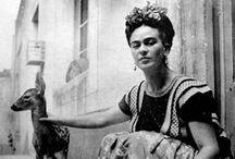 Fashion Inspiration - Frida Kahlo